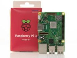 Raspberry Pi - Raspberry Pi 3 Model B plus