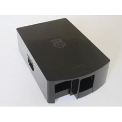 Raspberry Pi - Raspberry Pi Siyah Muhafaza Kutusu