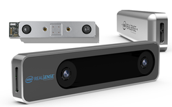 Intel Realsense T265 Takip - İzleme Kamerası ( Tracking Camera ) - Thumbnail