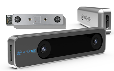 Intel Realsense T265 Takip - İzleme Kamerası ( Tracking Camera )