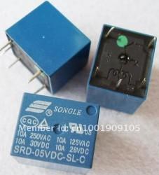 Elecfreaks - Relay 5VDC
