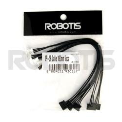Robotis - Robot Kablosu-3P-5P 150mm (10 adet)