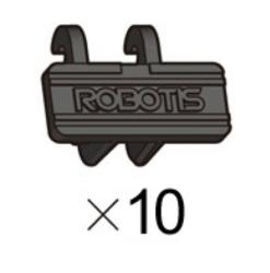 Robotis - ROBOTIS CTP ( 10 adet ) Robot Paleti