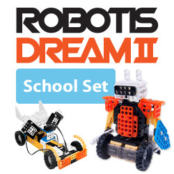 Robotis - Robotis Dream II School Set