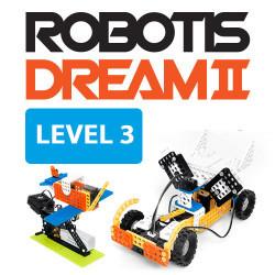 Robotis Dream II Seviye 3 Eğitim Kiti - Thumbnail