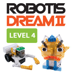 Robotis Dream II Seviye 4 Eğitim Kiti - Thumbnail