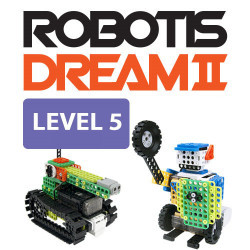 Robotis Dream II Seviye 5 Eğitim Kiti - Thumbnail