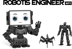 Robotis - Robotis Engineer Kit1 (Robotis Mühendis Kiti1)