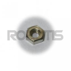 Robotis - ROBOTIS N1 Nut M2.5 Somun ( 400 adet )