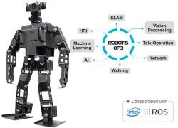 Robotis OP-3 - Thumbnail
