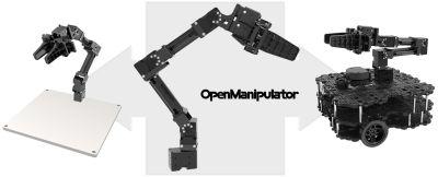 Robotis OpenMANIPULATOR-X (RM-X52-TNM)