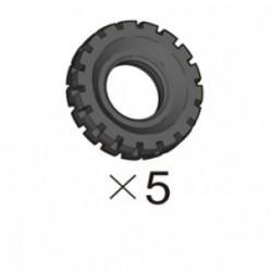 Robotis - ROBOTIS Tire-L (STR-39(K)) 5pcs