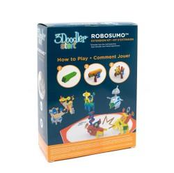 3Doodler - 3Doodler Start RoboSumo Extension Kit (RoboSumo Aktivite Kiti)