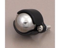 Pololu - Pololu Sarhoş Teker Metal 12.7 mm (BallCasterwith1/2″MetalBall) - PL-953