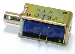 - Selenoid 12V - 1A - 1cm