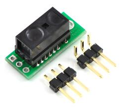 Pololu - Sharp GP2Y0D815Z0F Dijital Uzaklık Sensörü 15cm ( Karta Lehimli ) PL-2465
