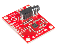 Sparkfun - Single Lead Heart Rate Monitor - SparkFun Kalp Atış Hızı Monitörü