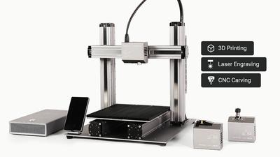 Snapmaker 2.0 3-in-1 3D Yazıcı