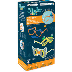 3Doodler - 3Doodler Start EyeGlasses Doodle Mold Kit