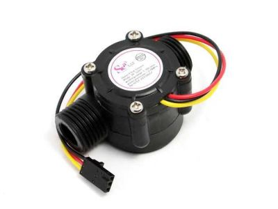 Su Akış ve Hidrolik Basınç Sensörü