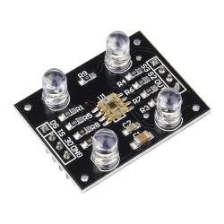 Çin - TCS3200 Arduino Renk Sensör Modülü GY 51
