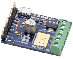 Pololu - Pololu Tic T825 USB Multi-Interface Stepper Motor Controller (Connectors Soldered)
