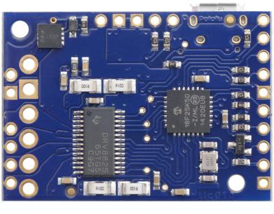 Pololu Tic T825 USB Çoklu Arayüze Sahip Step Motor Kontrol Kartı PL-3130