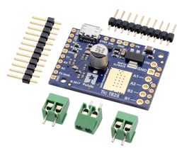 Pololu - Pololu Tic T825 USB Multi-Interface Stepper Motor Controller