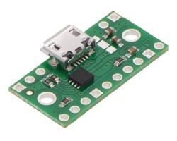 Pololu - Pololu TPS2113A Power Multiplexer Kartı - USB Micro-B Konnektörlü PL-2596