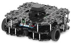Robotis - TurtleBot3 Waffle Pi: Yapay Zeka ve SLAM için ROS Desteli Mobil Robot
