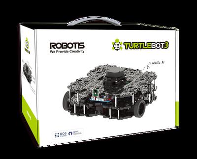 TurtleBot3 Waffle Pi: Yapay Zeka ve SLAM için ROS Destekli Mobil Robot
