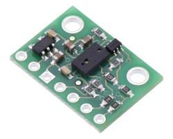 Pololu - Pololu VL6180X Voltaj Regülatörlü ToF Uzaklık Sensörü - 60cm max PL-2489
