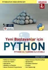 - Yeni Başlayanlar için Python
