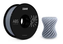 zaxe - Zaxe ABS Gri Filament
