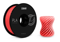 zaxe - Zaxe PLA Kırmızı Filament